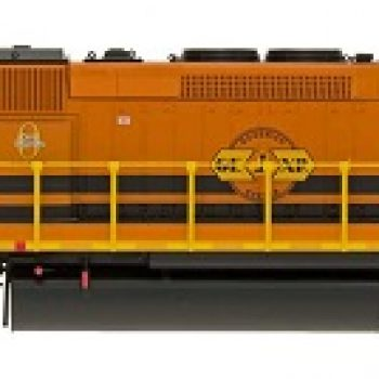 Intermountain 69368D SD40-2 G&W Genesee & Wyoming GEXR / RCPE  DCC Installed