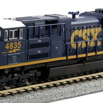N Kato  SD70ACe  CSX