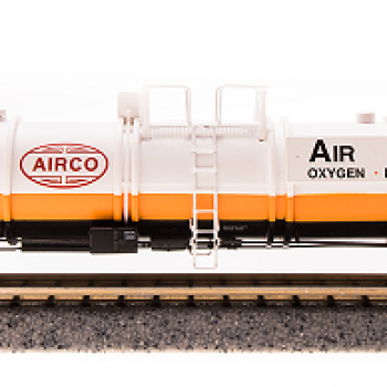 Broadway-Limited   AirCo   Cryogenic Tank Car